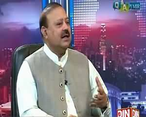 Q & A with Pj Mir (Sultan Mehmood Chaudhry Exclusive Interview) – 16th July 2015