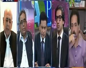 Q & A with PJ Mir (Terrorism Cases Ke Faisle Jald Hone Chahiye) – 19th August 2015