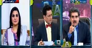 Q & A with PJ Mir (What is Govt Strategy in Senate Elections?) – 4th March 2015