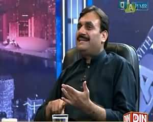 Q & A with PJ Mir (Why Govt Failed to Handle Floods) – 4th August 2015