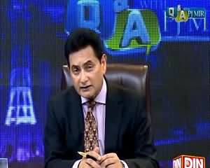 Q & A with PJ Mir (Will Govt Give Public Friendly Budget?) – 1st June 2015