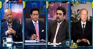 Q & A with PJ Mir (Yemen Situation A Challenge For Pakistan) – 31st March 2015