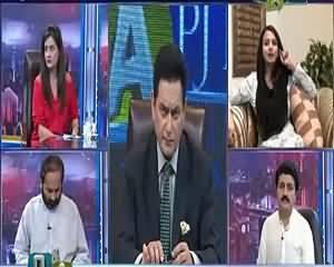 Q & A with PJ Mir (Zardari Ki Fauj Par Sakht Tanqeed) – 16th June 2015