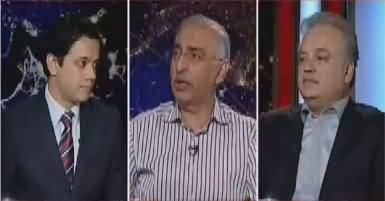 @ Q Ahmed Quraishi (Internal Differences in PMLN) – 9th September 2017