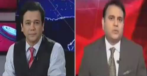 @ Q Ahmed Quraishi (Javed Hashmi's Allegations) – 1st January 2017