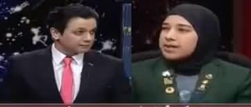 @ Q Ahmed Qureshi (Football Players Tazleel Ka Shikar Kyun?) - 11th February 2018