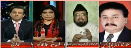 @ Q Ahmed Qureshi (Qandeel Baloch's Murder & Mufti Qavi) - 15th October 2017