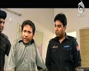 Qaidi Number (Crime Show) - 15th September 2013