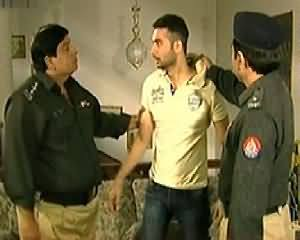 Qaidi Number (Crime Show) - 22nd December 2013