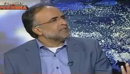 Qamar Zaman Kaira Views on Army's Press Release Against Govt