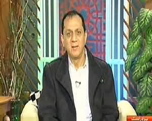 Qutb Online (Islam Ki Rooh Par Amal Ki Zarorat) – 8th January 2015