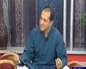 Qutb Online (Islami Taleemat Par Amal Karne Ki Zarorat) – 30th April 2014