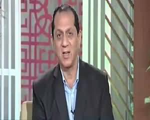 Qutb Online on Samaa News – 6th August 2015