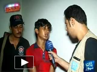Raid - 18th August 2013 (Child Kidnapped and Killed, Dead Body Recovered From a Bag)