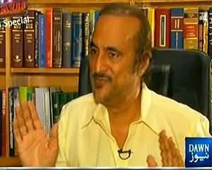 Raid (Babar Awan Exclusive Interview) EID special - 9th august 2013