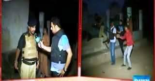 Raid (Karachi Ke Qabarstan, Mujrimo Ke Addey) – 21st May 2015