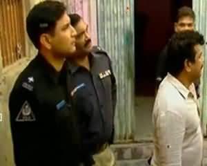 Raid (Police Stations Mein Nafri Kyun Nahi Barhai Jati) - 26th January 2014