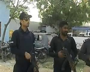 Raid (Police Team With Full Arrangements) - 15th February 2014