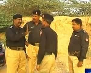 Raid (Public Should Co Operate with Police) - 8th March 2014