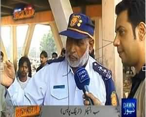Raid (Pull Ke Neche Logo Ke Kabze!!) – 5th September 2013