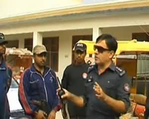 Raid (When Pakistan Will Be Crime Free?) - 2nd March 2014