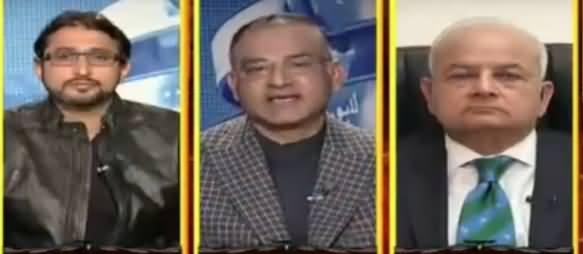 Ramiz Raja Jaise Logon Ki Wajah Se Cricket Main Ghand Para Huwa Hai - Aamir Sohail