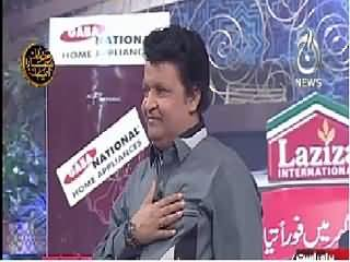 Ramzan Hamara Emaan (Ramzan Transmission) On Aaj News – 14th July 2015