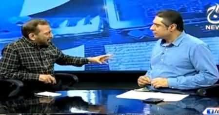 Rana Mubashir Plays Old Video of Nawaz Sharif Against MQM, Watch Farooq Sattar's Reply