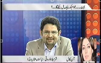 Rana Mubashir @ Prime Time - 18th June 2013 (Tax ka Bhooj.. Awaam kese Uthaye)
