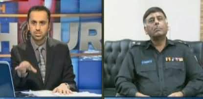 Rao Anwar Open Challenge to MQM Chief Altaf Hussain In Reply To His Threats