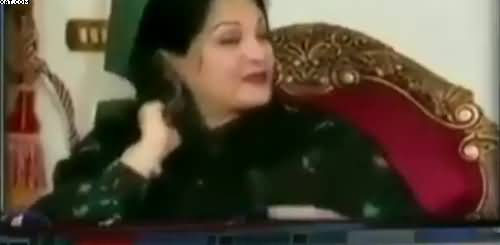 Rare moments of a memorable interview with Kulsoom Nawaz