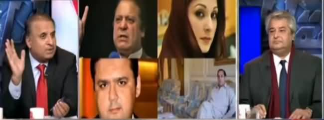 Rauf Klasra And Amir Mateen Grills Maryam Nawaz on Her Contradictory Statements