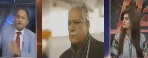 Rauf Klasra and Amir Mateen Praising Om Puri on Standing Up For Pakistan