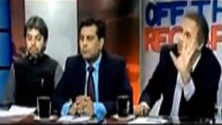 Rauf Klasra Blasts on Shahbaz Sharif And Ch. Nisar & Tells How They Kick Out Honest Police Officers