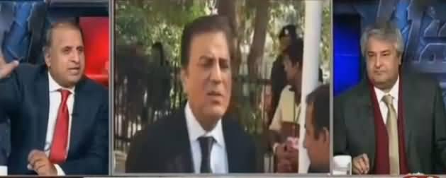 Rauf Klasra Grills Naeem Bukhari For Not Taking Panama Case Seriously