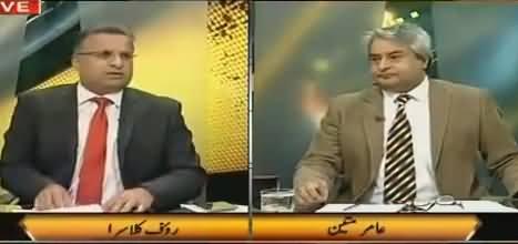 Rauf Klasra Praising Iftikhar Chaudhry & Bashing Current Judges of Supreme Court
