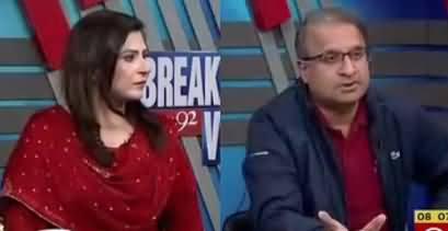 Rauf Klasra Response on Imran Khan's Current Statement About NRO