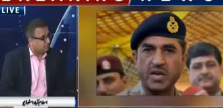 Rauf Klasra's Detailed Analysis About COAS Sacking 11 Army Officers