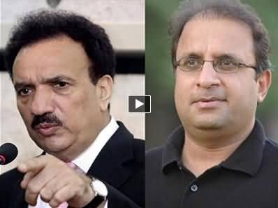 Rauf Klasra Telling Amazing Stories of Rehman Malik's Mega Corruption
