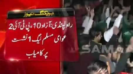 Rawalpindi LB Election Final Result: PMLN Got 32 Seats, PTI Got Only 2 Seats