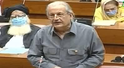 Raza Rabbani Aggressive Speech in Senate - 13th July 2020