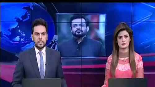 Real Story Behind Aamir Liaquat Fight
