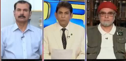 Real Story With Dr.Danish (Raymond Davis American Agent) - 2nd July 2017