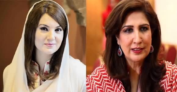 Reham Khan Condemns Shehla Raza's Remarks About Hazrat Muawia