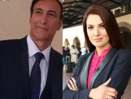 Reham Khan's Ex Husband Rejects Her Allegations of Domestic Violence