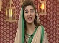 Rehmat e Ramzan on 92 News (Ramzan Special) – 25th June 2016