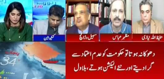 Report Card (Bilawal Shahbaz Telephonic Contact, Asma Rani Case) - 6th September 2021