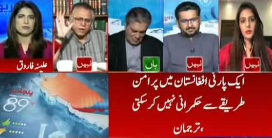 Report Card (Can Afghanistan Be A Democratic Country Under Taliban) - 12th July 2021