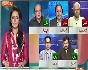 Report Card (Discussion with Top Analysts) – 20th August 2015