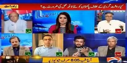 Report Card (Do We Need New Strategy Against Terrorism) - 9th August 2016